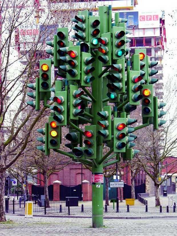traffic lights - urban design
