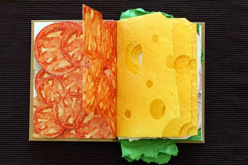 """The Sandwich Book"""