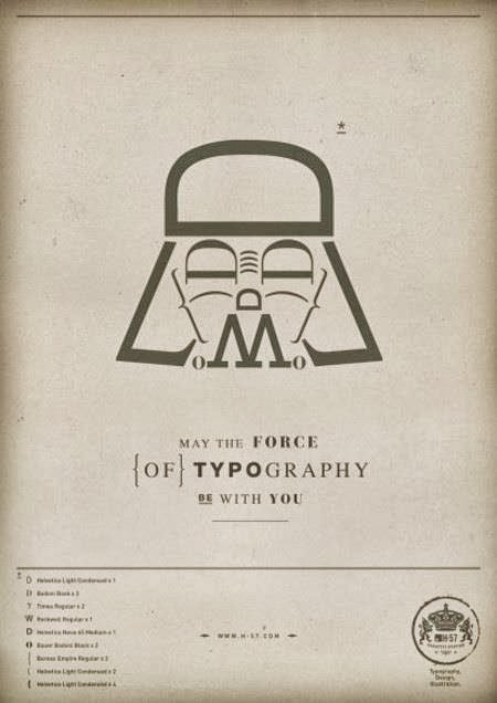 typographie star wars
