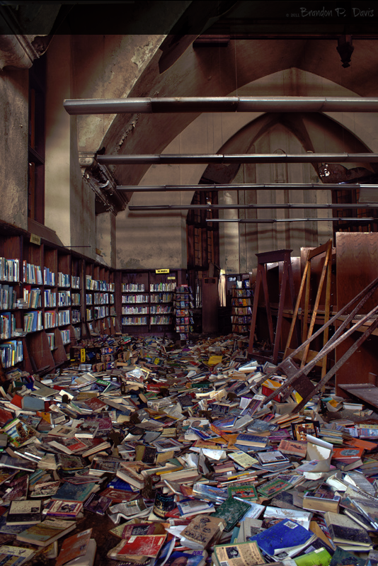 detroit public library mark twain branch