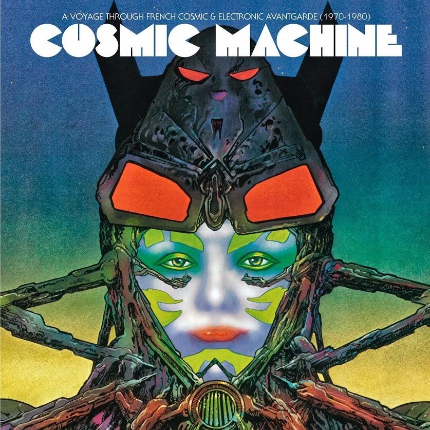 Cosmic Machine cover
