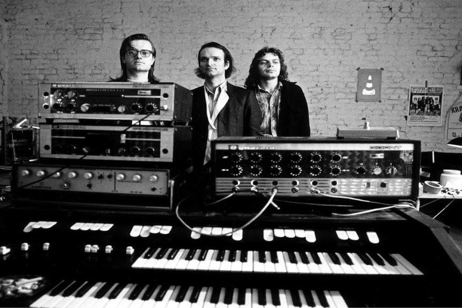 Kraftwerk in 1970