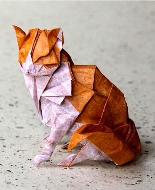 Neko - Cat -Origami