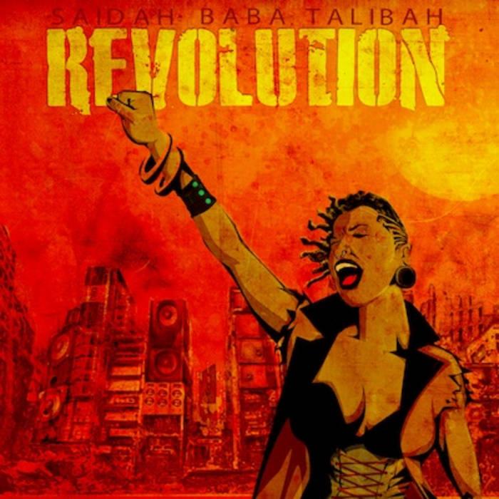 Saidah Baba Talibah - SATE - Revolution
