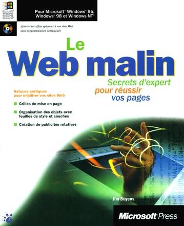 Couverture Le Web Malin - Microsoft Press
