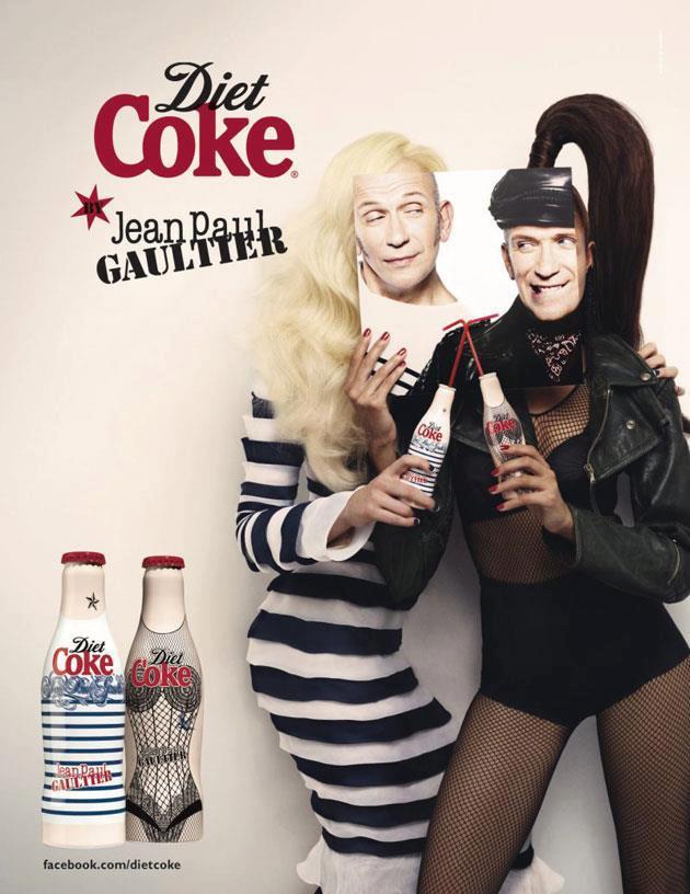 Diet Coke - JP Gaultier 1