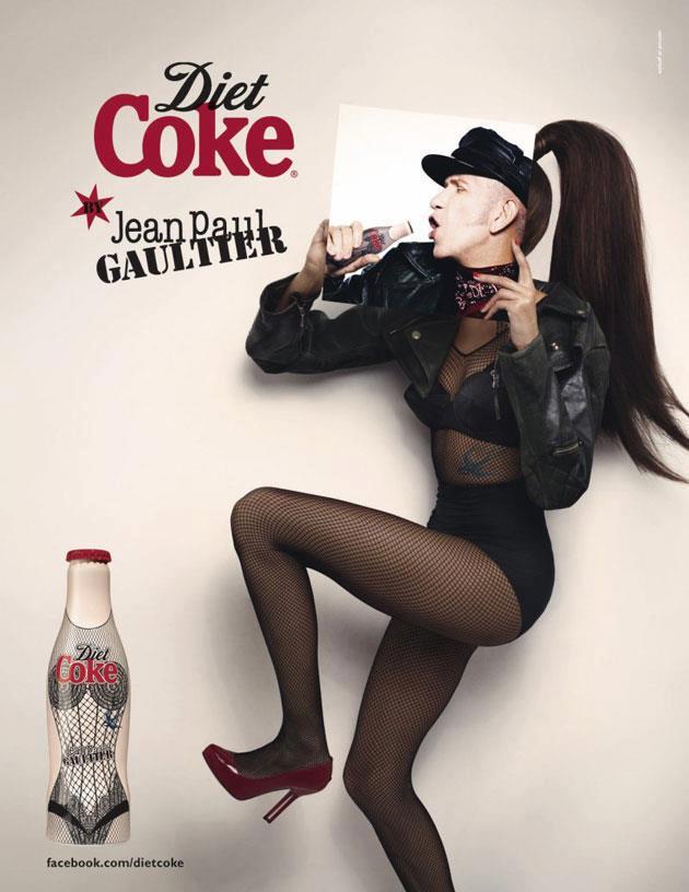 Diet Coke - JP Gaultier 2