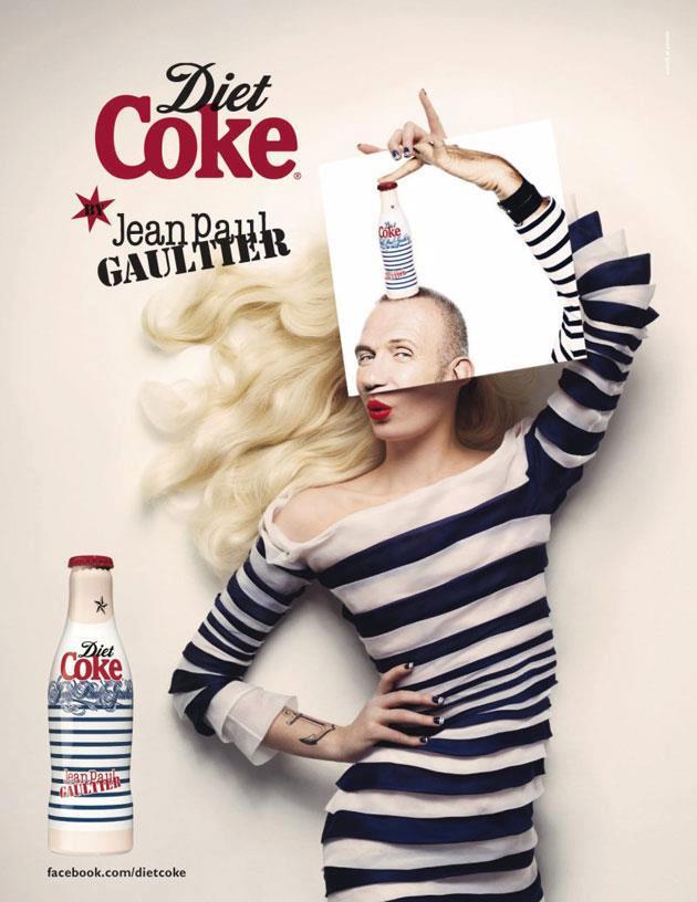 Diet Coke - JP Gaultier 3