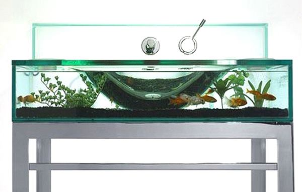 Moody Aquarium Sink 2