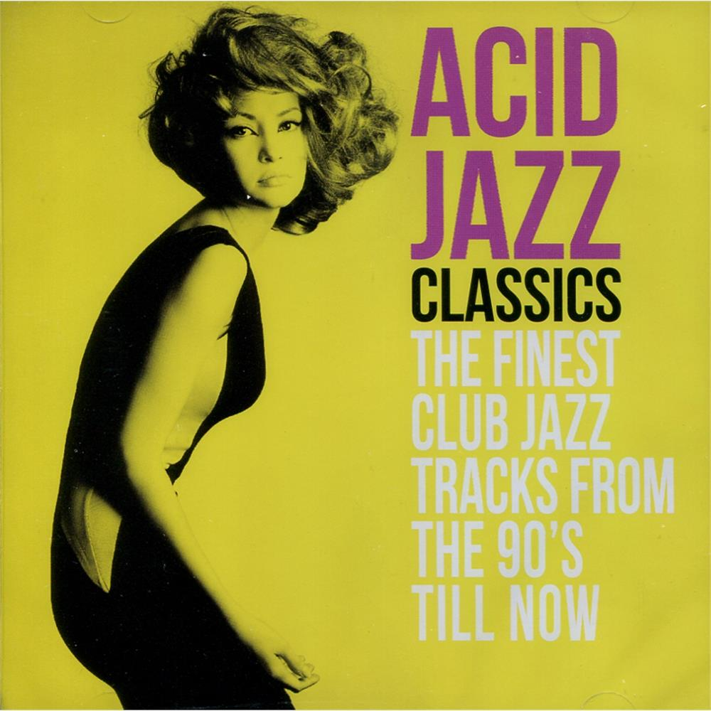 acid jazz classics - cover