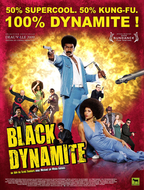 Affiche black dynamite