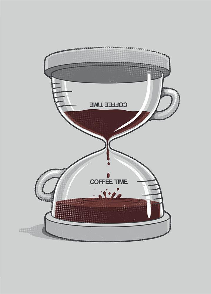 coffeetime - hourglass