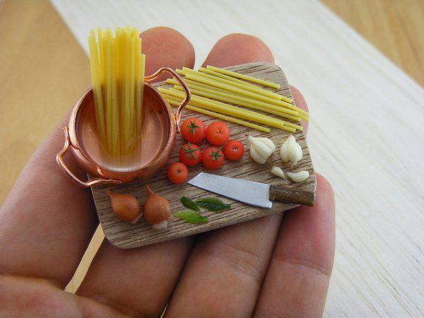 miniature food artwork 2