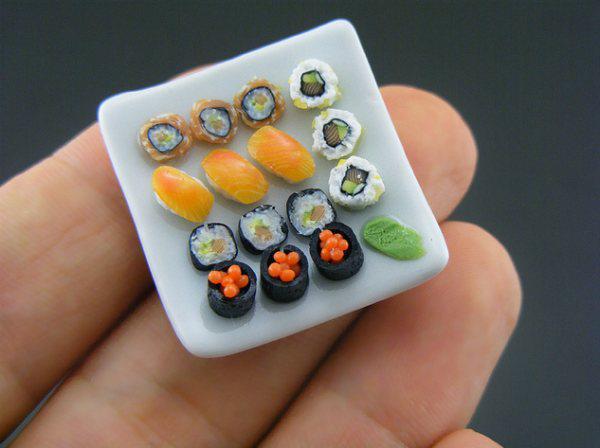 miniature food artwork 3