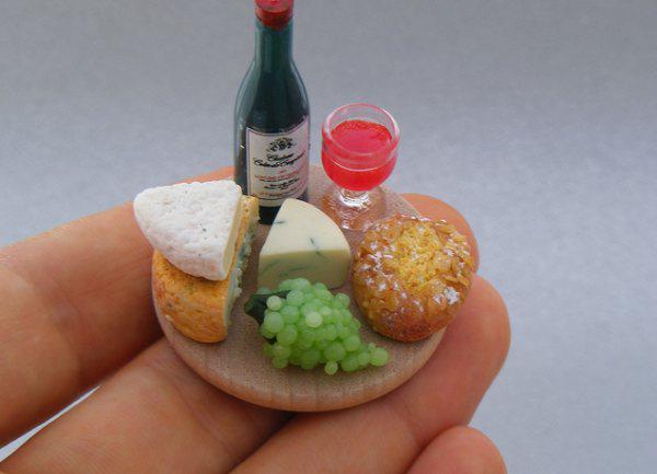 miniature food artwork 5
