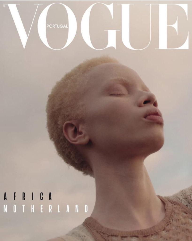 Thando Hopa - Vogue Portugal