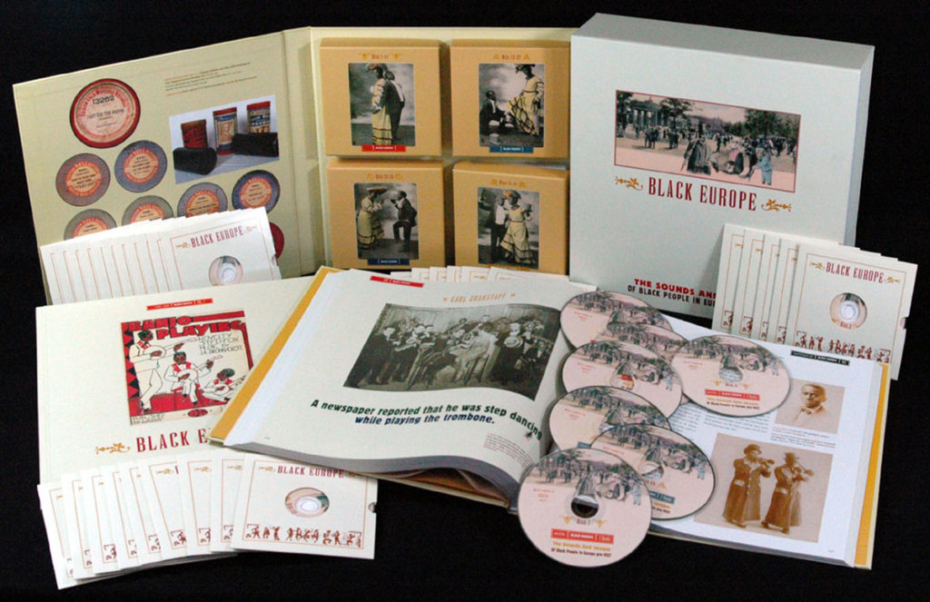 Black Europe - coffret