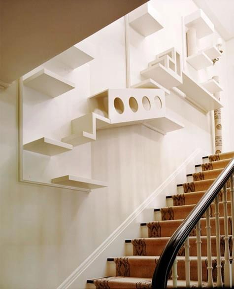 Design for cats - stairs