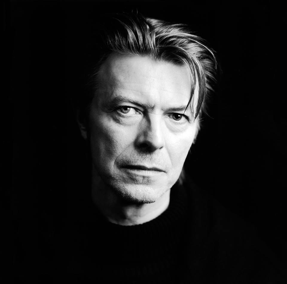 David Bowie - B&W