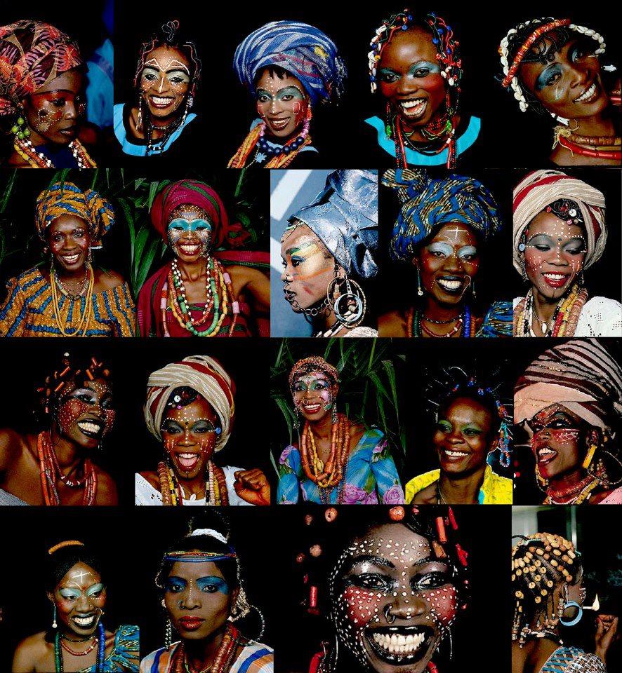 Fela Kuti's Queens