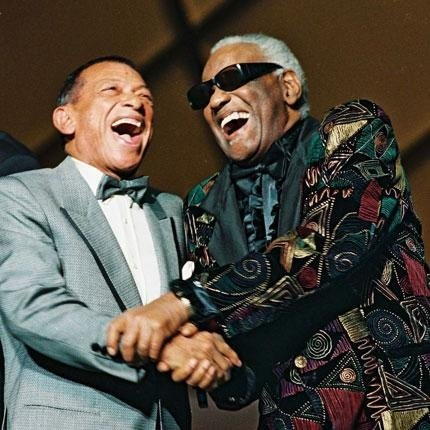 Henri Salvador & Ray Charles - 1996 - blues du dentiste