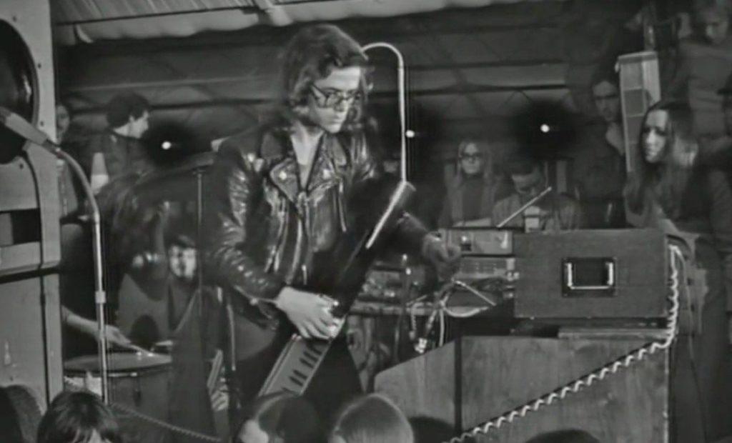 Kraftwerk live 1970