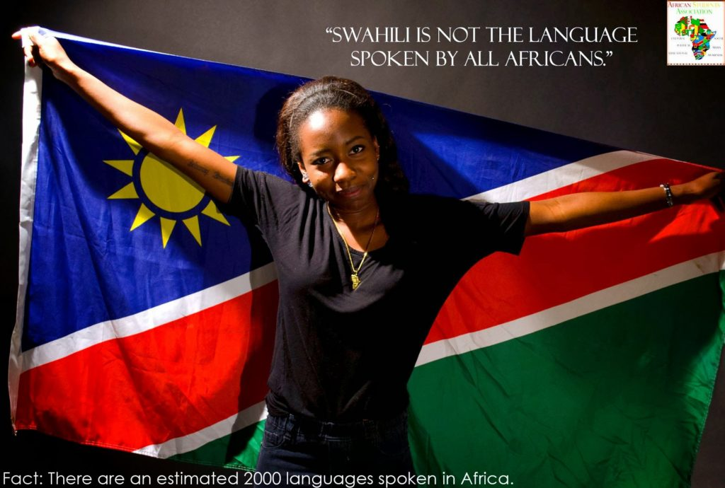 The Real Africa - Swahili