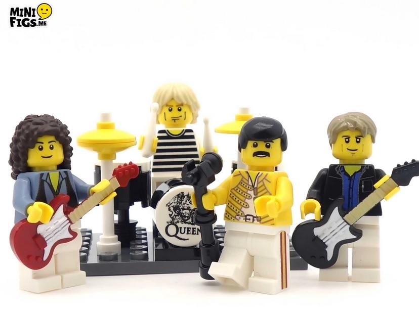 minifigs lego - Queen