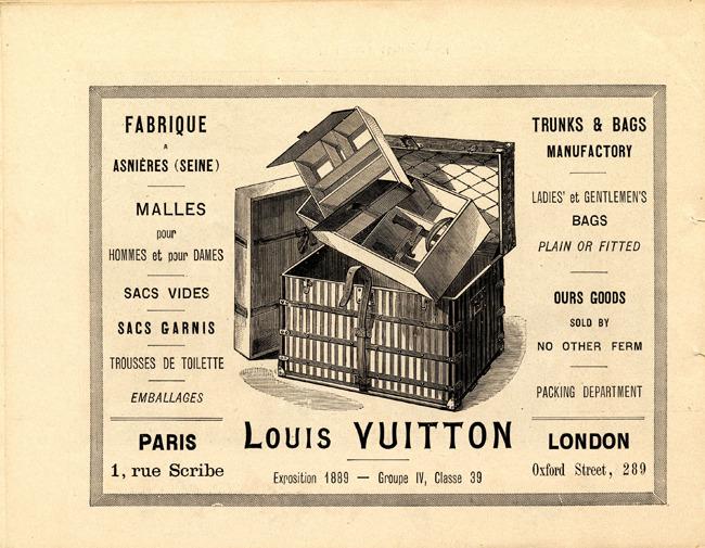 layetier Louis Vuitton