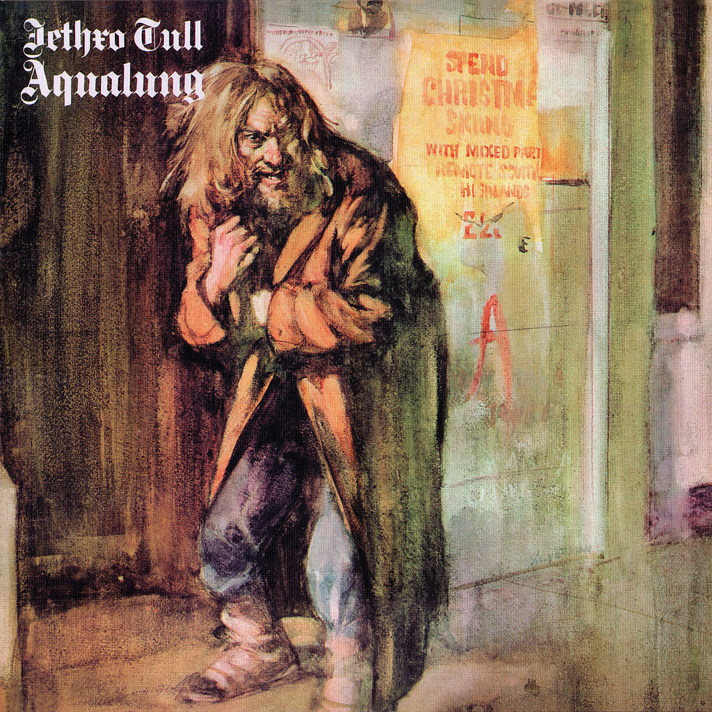 Jethro Tull - Aqualung - cover