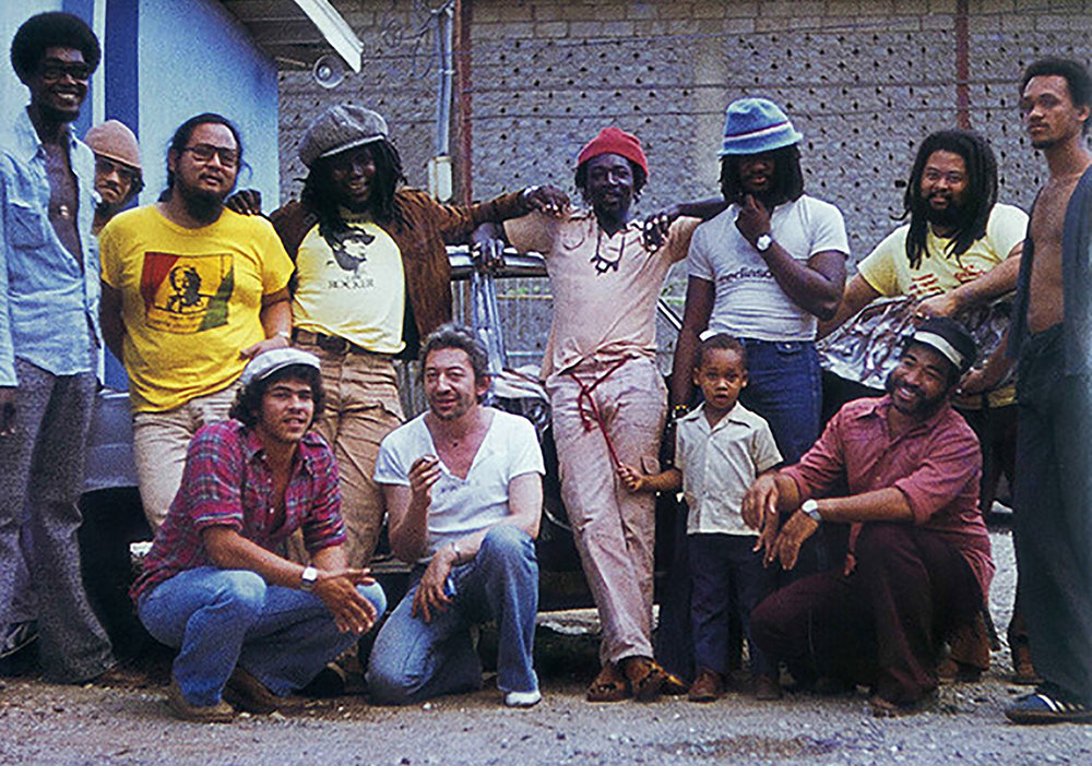 Gainsbourg Jamaïque