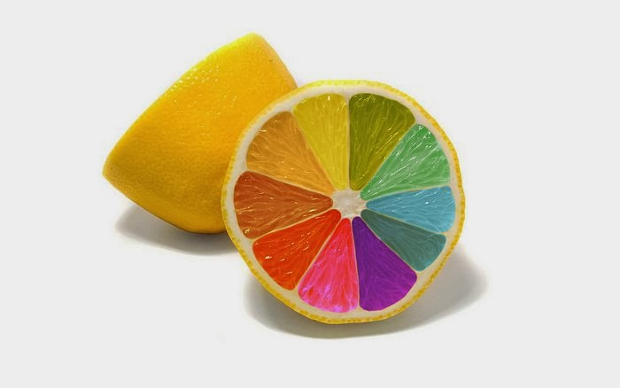 Lemon - Colours