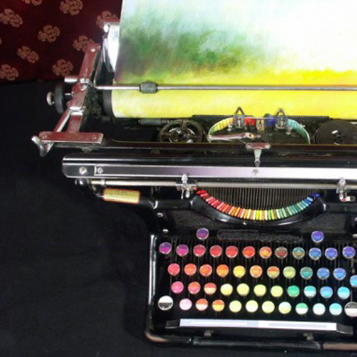 Chromatic Typewriter - 2