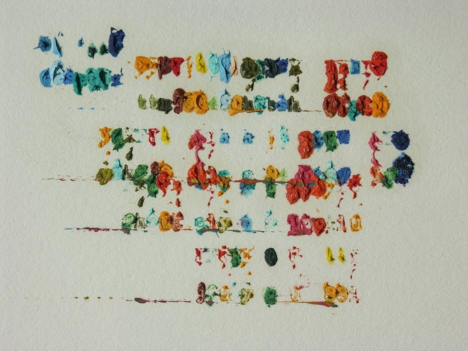 Chromatic Typewriter - samples