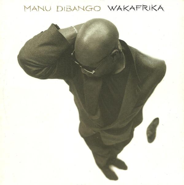 Manu Dibango - pochette Wakafrica