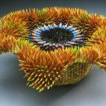 colored pencils sculptures 1a