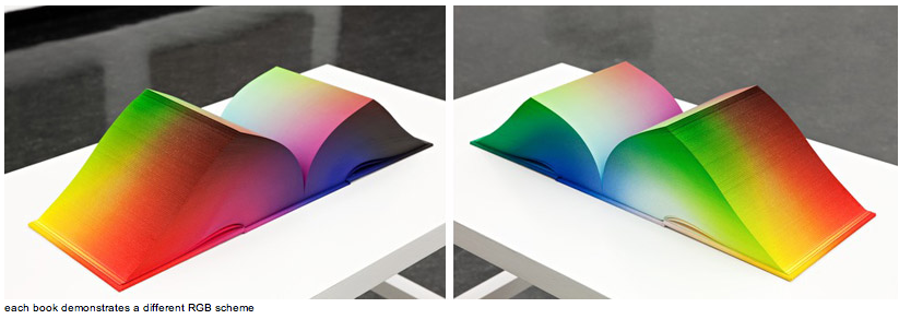 RGB Color books