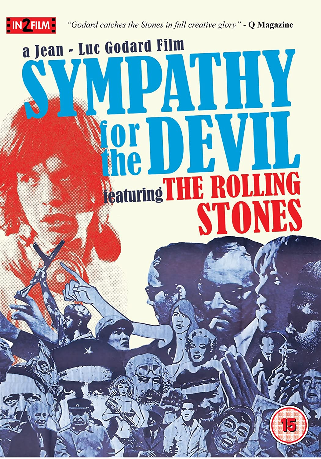 Sympathy for the Devil - Rolling Stones - Godard