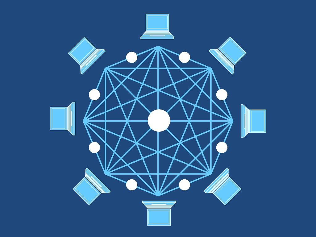 décentralisation - blockchain - plateforme