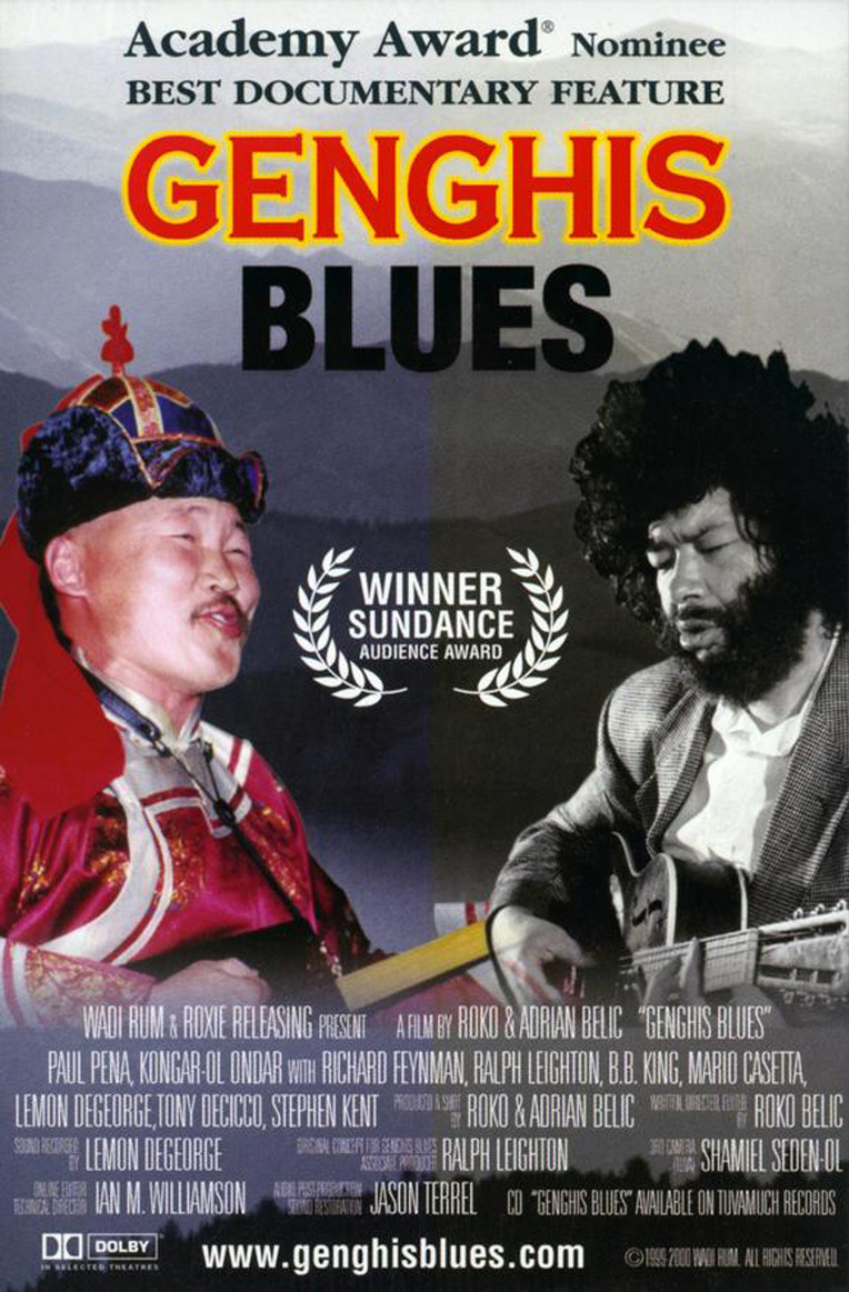 Genghis Blues - Paul Pena