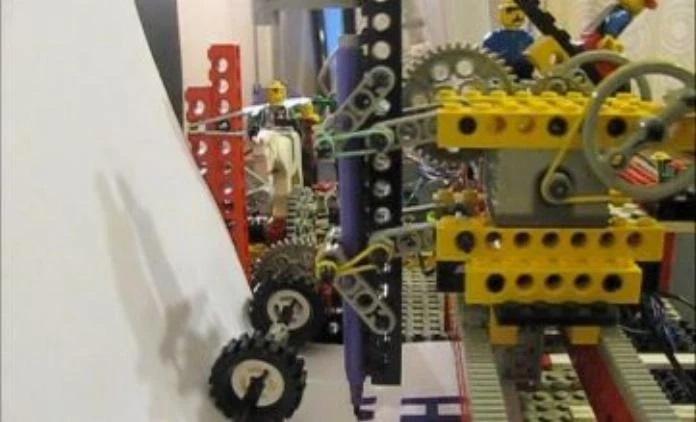 Lego printer