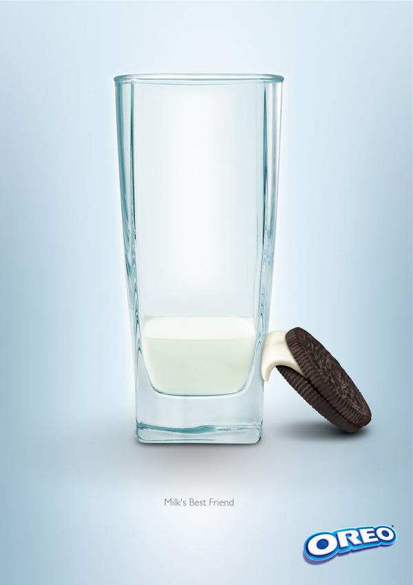 Oreo - milk's best friend