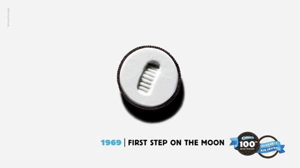 Creative ad - Oreo 100th