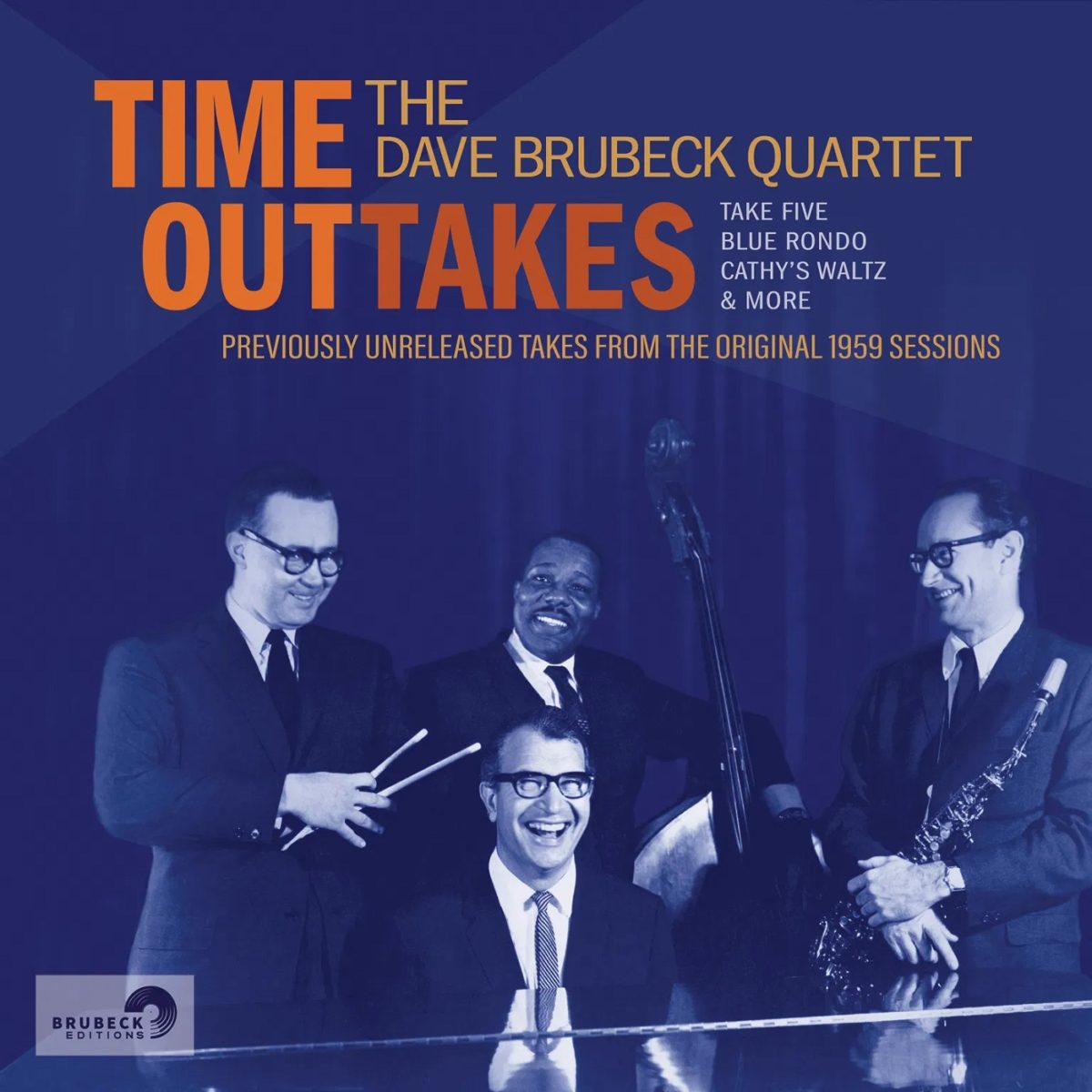 time outtakes - dave brubeck - 2020