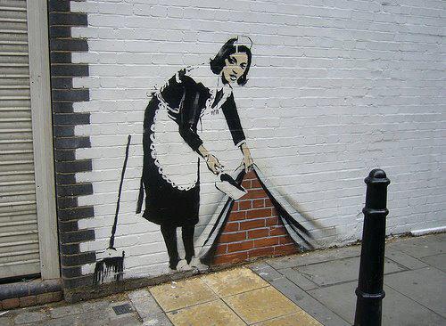 Street Art - Banksy