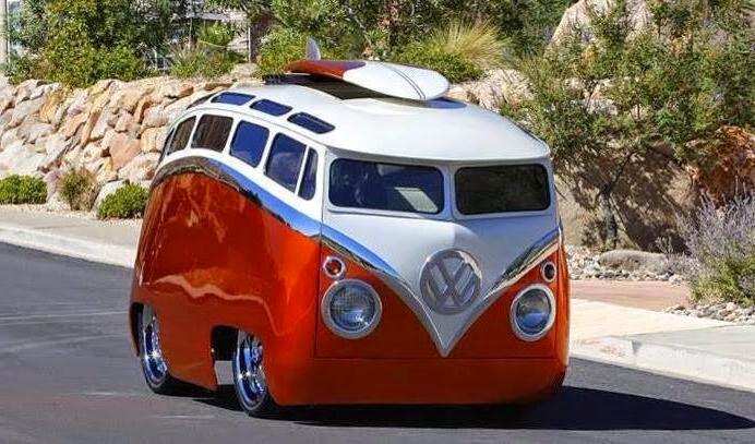 Volkswagen Combi Van