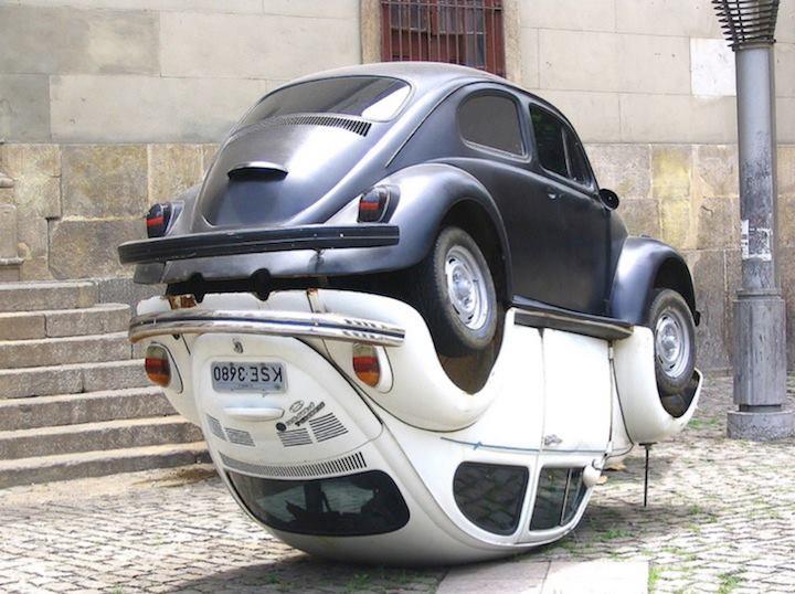 Volkswagen Beetle - Yin & Yang