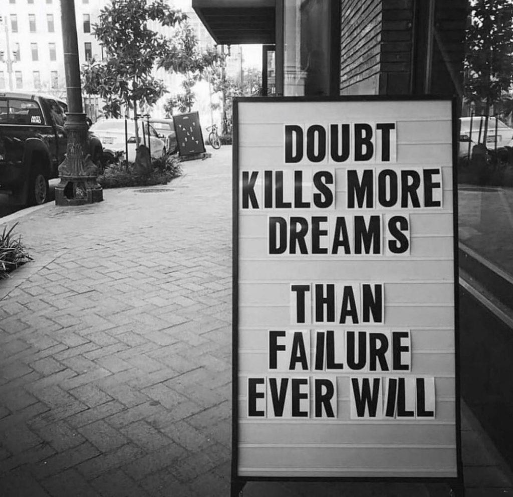 doubt dreams (entreprise)