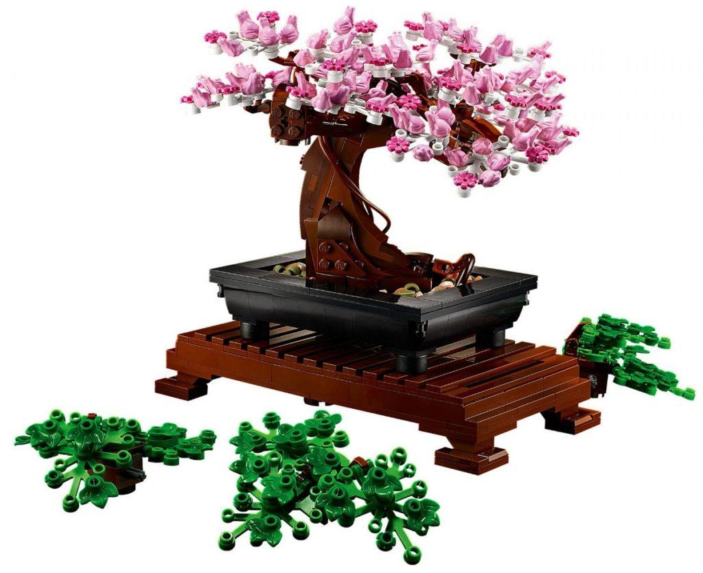 Lego flowers - Bonsaï