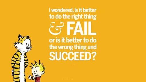 MBTI - Fail or Succeed